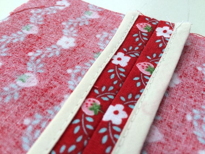 Nerdy Sewing Tips: How to sew a bound - Hong Kong - seam finish – By Hand London