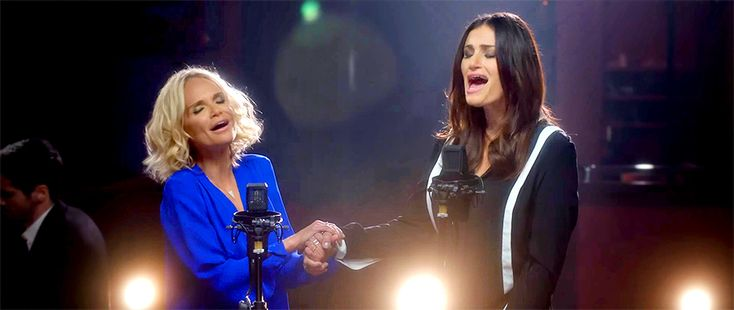 "The original Elphaba and Glinda are back. Idina Menzel and Kristin Chenoweth, who originated the roles in Broadway's Wicked in 2003, reunited to perform ""For Good,"" the beloved ending song from the show."