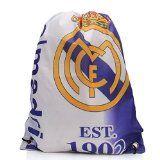 Real Madrid Soccer Drawstring Gym Multipurpose Bag