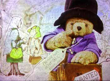 L'ours Paddington, ça j'aimais ça !!!