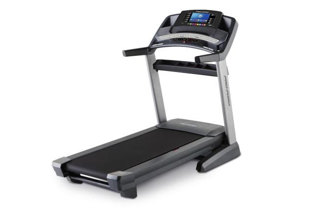 8 Great Folding Treadmills for Small Spaces: ProForm Pro 4500 Treadmill