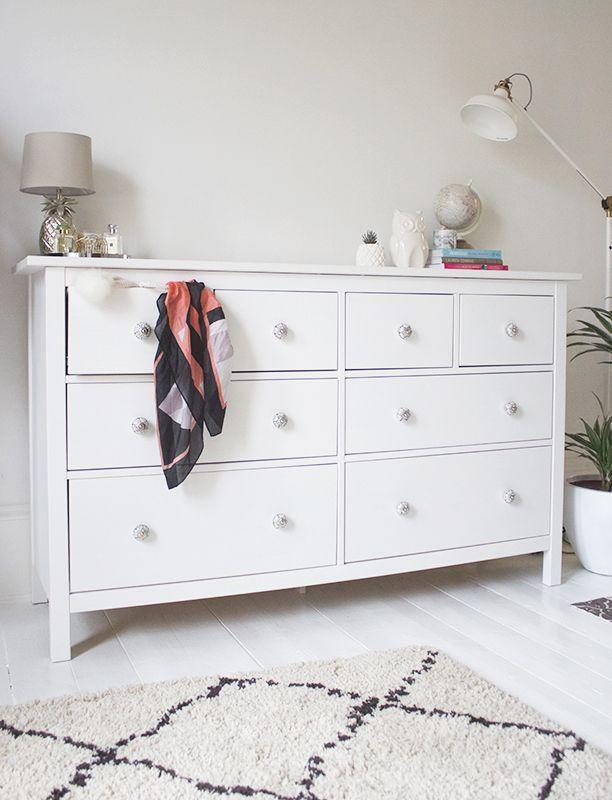 IKEA Hack: A Dresser Update (via Bloglovin.com )