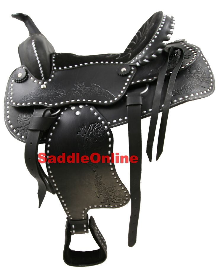 western saddles | Western saddle Horse tack English saddles Pony saddle for sale ...