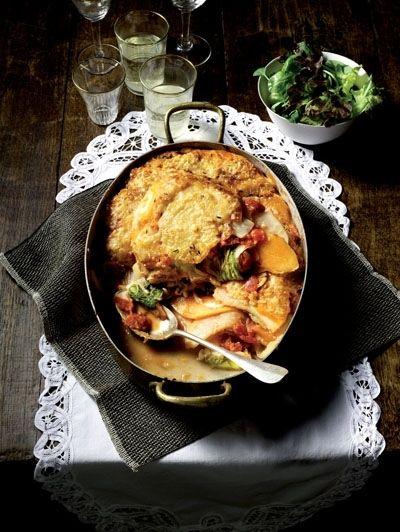 Gratin van knol kool en pompoen: 25 vega recepten | ELLE Eten