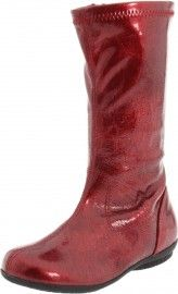 Kenneth Cole Reaction Cast A Sway Red Long Toddler Boots (Last pair left AU6)