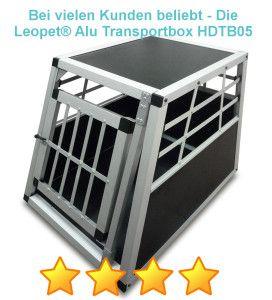 Alu Transportboxen für Hunde sind insbesondere für die Mitnahme Ihres Hundes im Auto konstruiert. Sie sind als Gesamtkonstruktion zwar eher leicht, dafür aber auch besonders stabil. Zudem sind sie recht einfach zu reinigen bieten Ihnen und Ihrem Hund bei einem Unfall bestmöglichen Schutz im Auto. Mehr unter http://www.transportbox-hund24.de/alu-transportbox-hund/