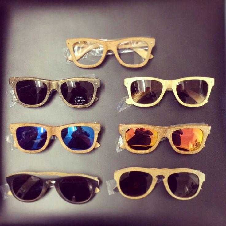 Ecolution is ready to go all around.  #raleri #bamboo #sunglasses #eyeswear #fashion