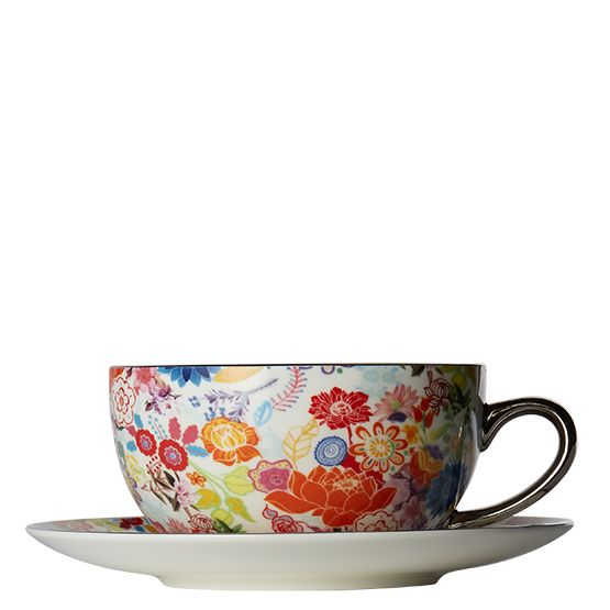 Free As A Bird Collectable Cup & Saucer from @t2tea. #tea2 #tea #teacup #mothersday #giftguide