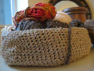 Moss Crochet
