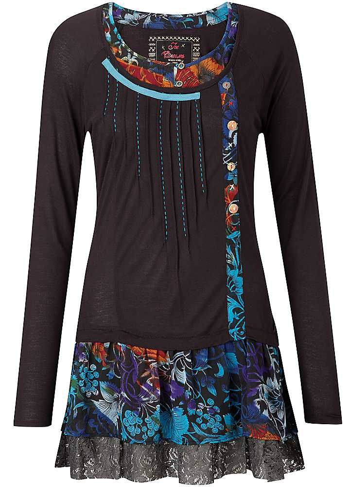Joe Browns Tremendous Tunic - turn a t-shirt or sweater into a dress by adding…