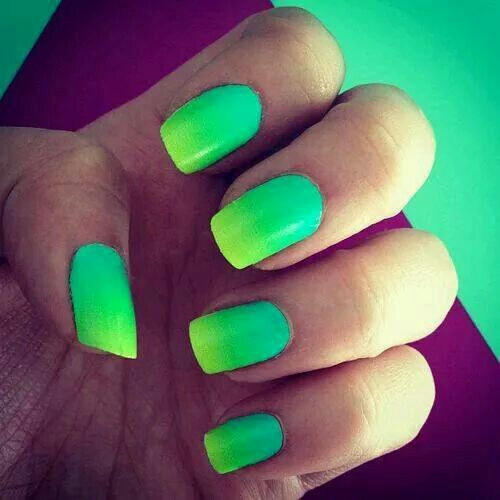 The 25+ best Neon green nails ideas on Pinterest | Lime green ...