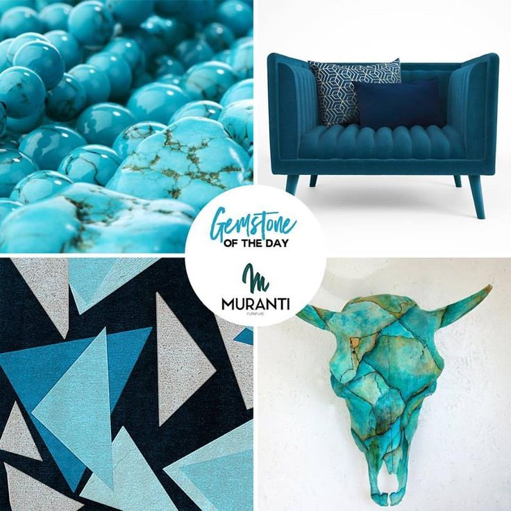 The Gemstone of the day is TURQUOISE 💎the talisman of kings, shamans, and warriors! Choose your favorite piece from our collection and customize with this amazing color (www.muranti.com) #gemstoneoftheday #muranti #luxury #furniture #uphostery #gemstone #color #turqoise #horizonblue #coloroftheday #armchair #chair #rug #rugscollection #inspiration #interiordesign #homedecor #design #interiorismo #interieur #интерьер #colortrends #trends #panton