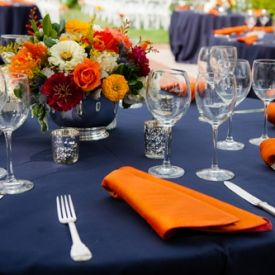 76 Best Blue Orange Images On Pinterest Surprising And Wedding Decorations