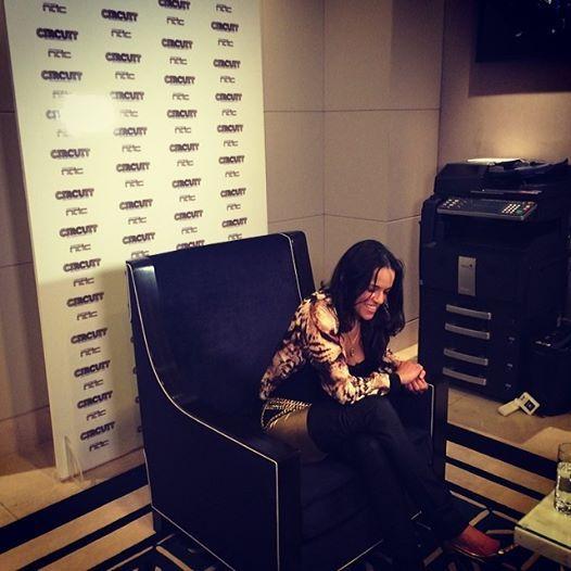 Circuit Lounge- Michelle Rodriguez