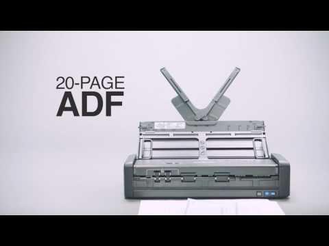 Epson Workforce: La línea de scanners veloces y portables