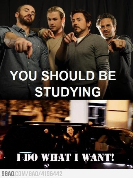 my finals are over... BUT THIS IS TOO HILARIOUS