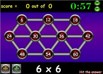 Maths Zone < Maths Zone - Free Cool Learning Games for School