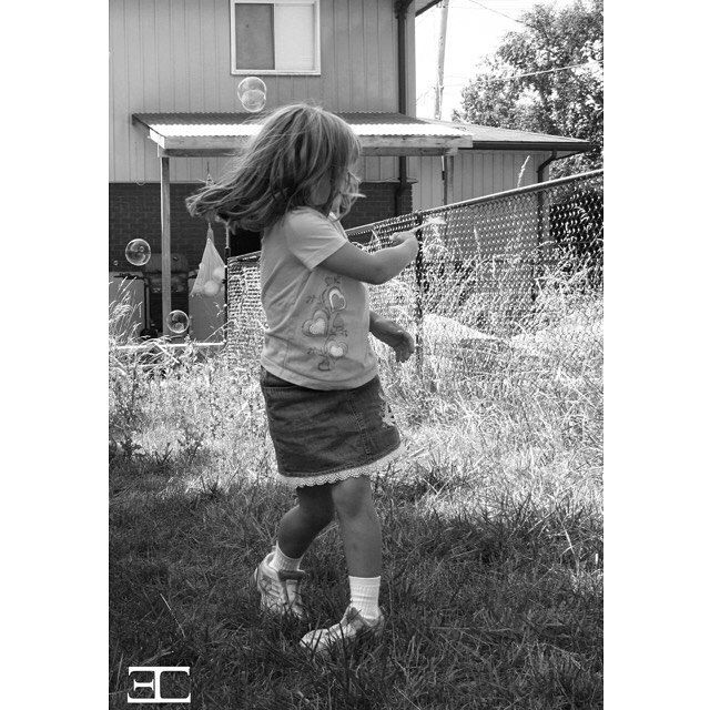 Happiness resides not In possessions, and not in gold.  Happiness dwells in the soul. (Democritus). #photoftheday #happiness #play #bubbles #summerfun #blackandwhitephotography #blackandwhite #canon30d #beautiful #photographer #brampton #instaphotography #instagram
