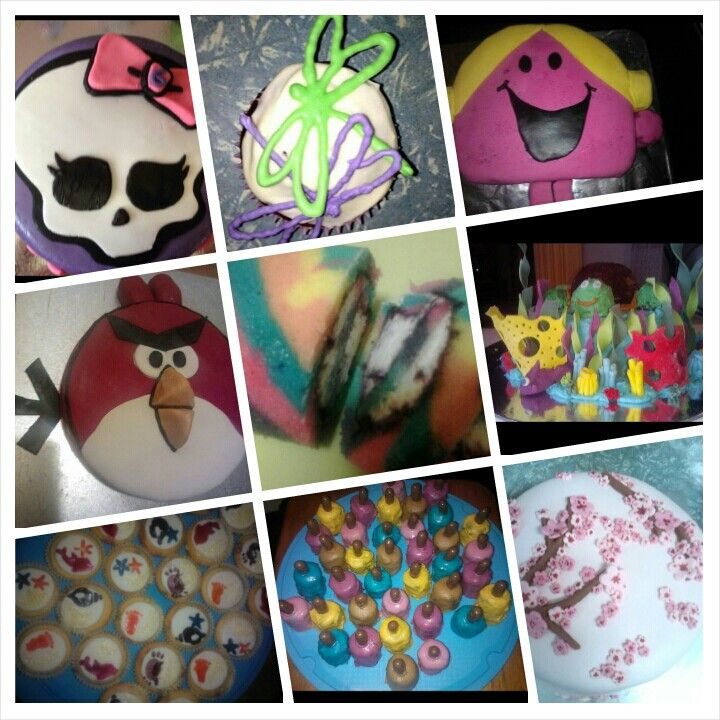 Some of my cakes :-)
