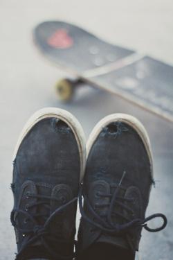 Inspiração do dia: Skate