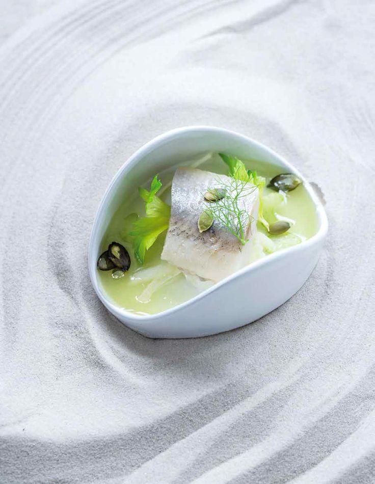 Herring, Kukbuk Magazine, photo: dinnershow studio