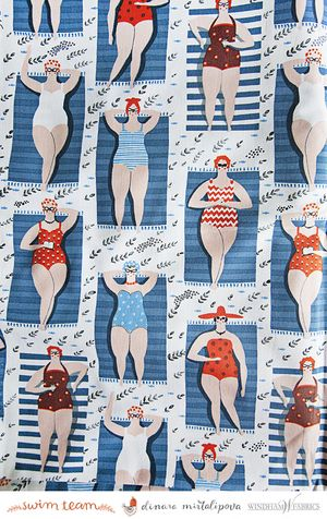 patterns.quenalbertini: Pattern, mirdinara fabric