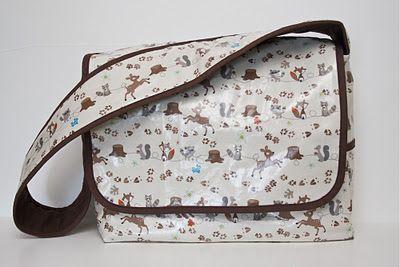 To Do: Make myself a messenger bag =]