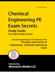 Chemical Engineering PE Exam Study Guide