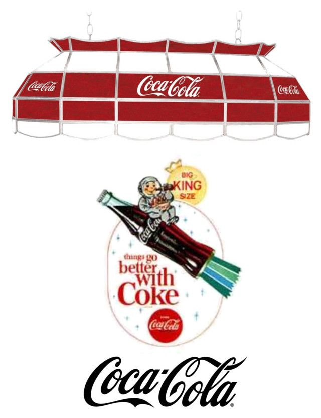 """Coca cola"" by archita-dewi on Polyvore featuring art"