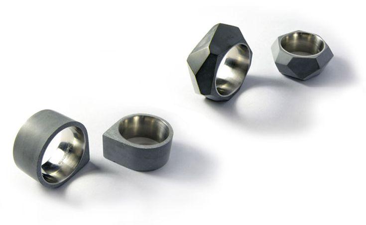 concrete rings - designboom | architecture