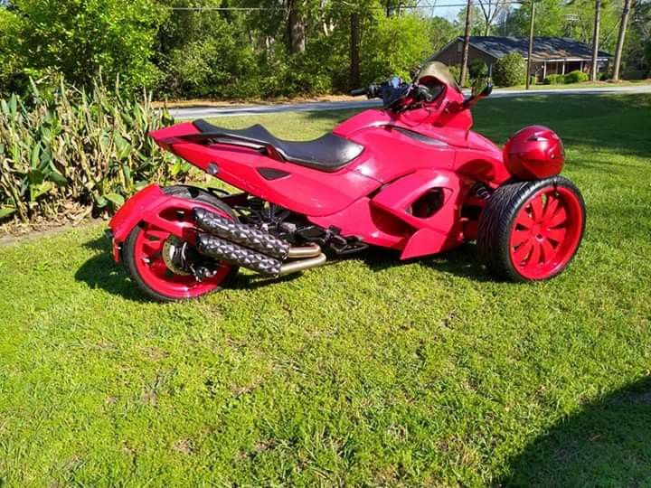 For Sale 2011 Can Am Spyder Limited Trike Rt Ltd With 2012 Can Am Trailer Xtreme Toyz Classifieds Your 1 Automotive Classifed Ad Can Am Spyder Spyder Can Am
