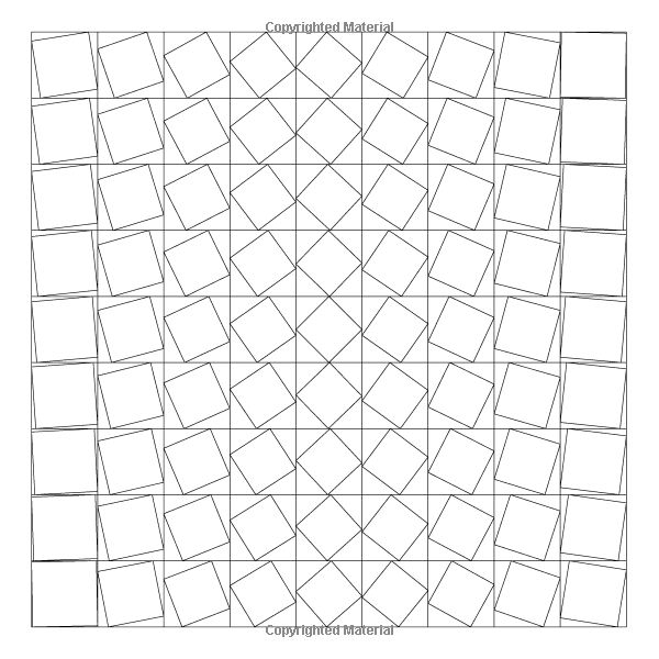 Visions of the Universe: A Coloring Journey Through Math's