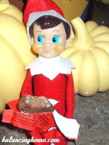 27 Elf on the Shelf Ideas by MindiMcNair
