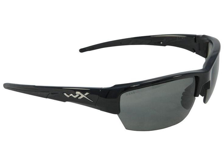 d5bf615ecb0 Wiley X Saint Polarized Sunglasses