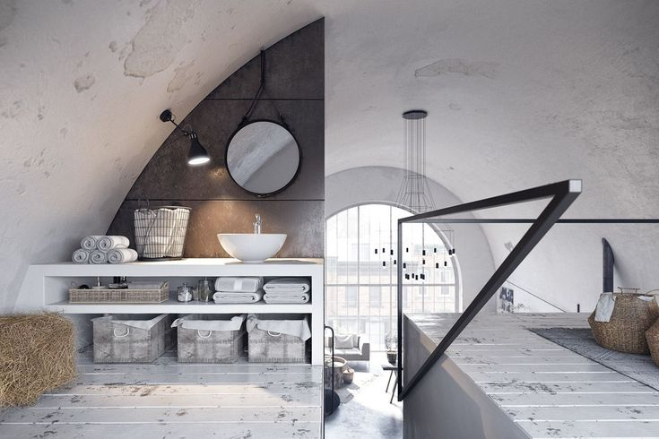 An awesome loft in Chicago by Serhii Seinov
