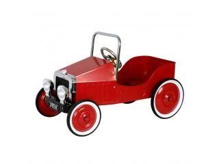 Marquant Classic Sedan Rood