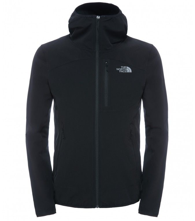 the north face veste capuche new summer softshell pour homme tnf black tnf black midlayer. Black Bedroom Furniture Sets. Home Design Ideas