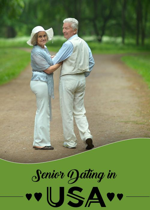 Senior dating partnership