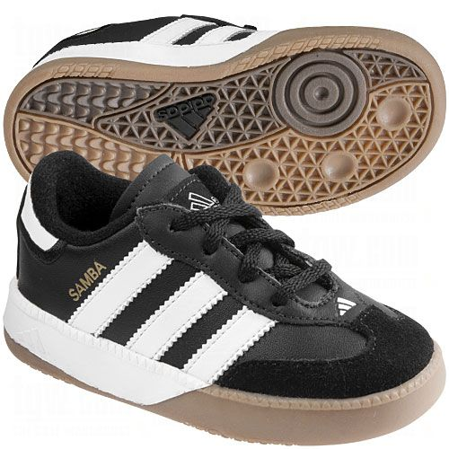 adidas Toddler Samba Millennium Indoor Shoes #adidas #Soccer #Samba #Toddler #SoccerMoms #SoccerSavings.com