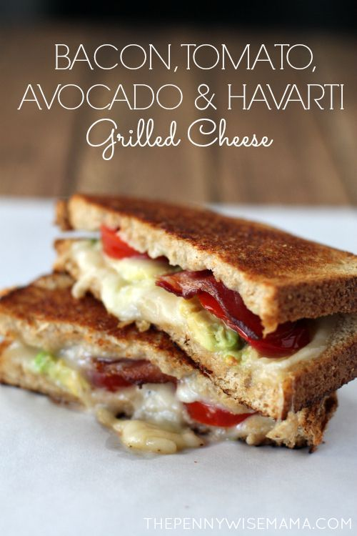 and wich bacon avocado and cherry tomato omelettes grilled cheese ...