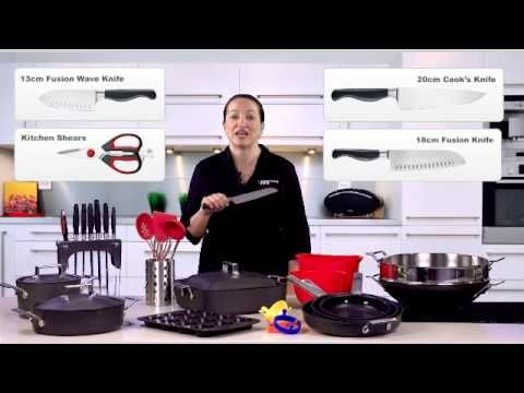 The Chefs Toolbox Virtual Consultant - Click on any products to hear mor...