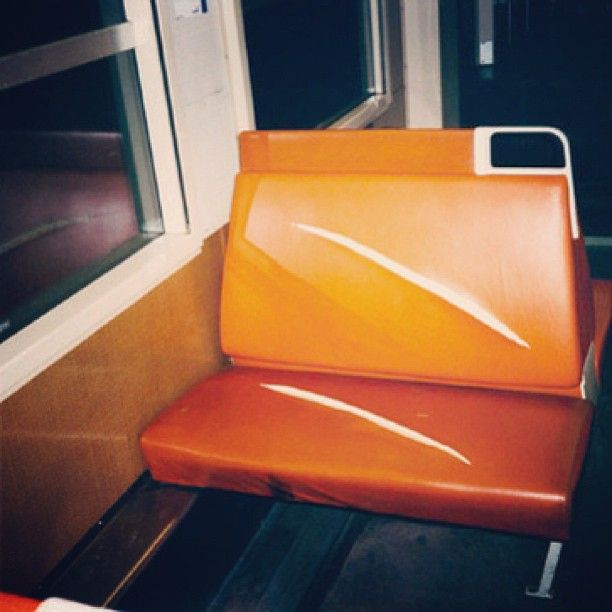 Hmmm tangy tangerine... maybe a hint of #thingstocome from #cassiuseyewear co. next #spring #summer? #pantone #forecast #trends #subway