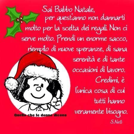Per Natale..