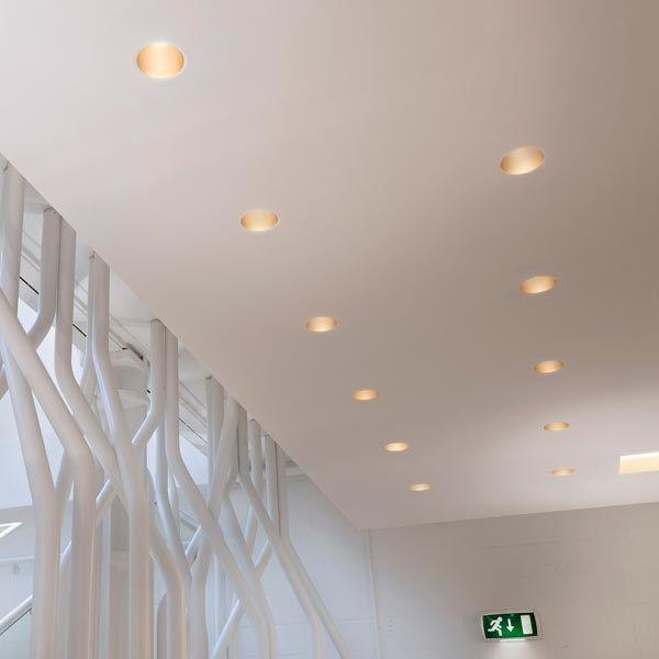 LED ceiling spotlight KAP by FLOS