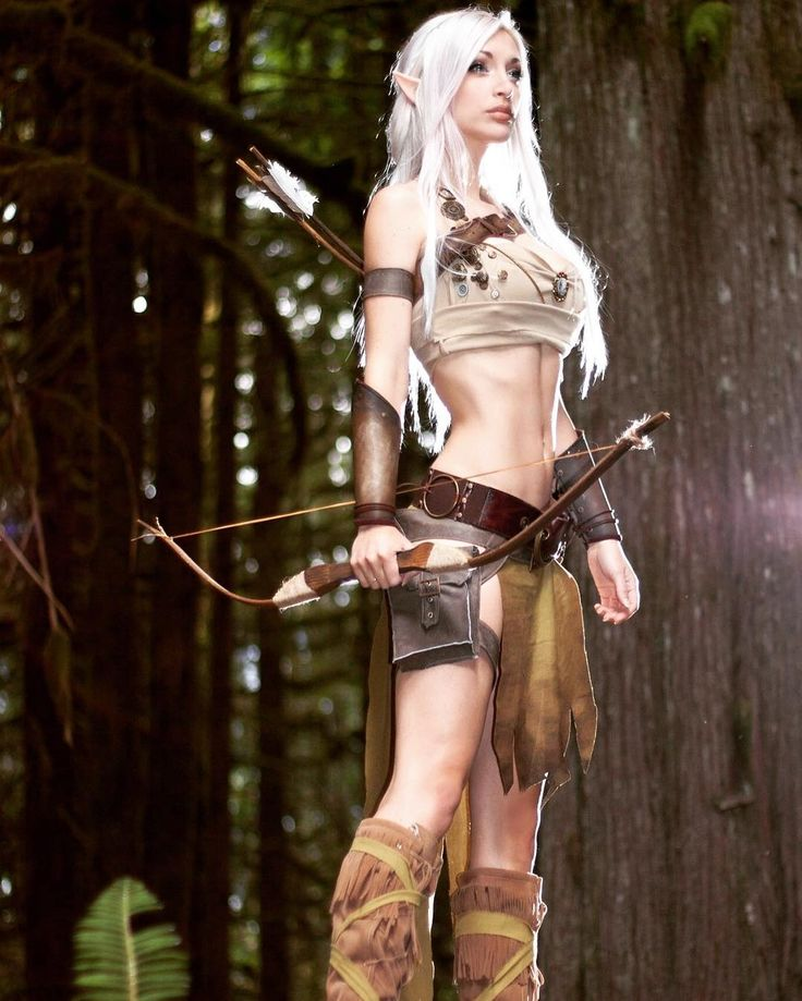 from Brent sexy nude wood elves