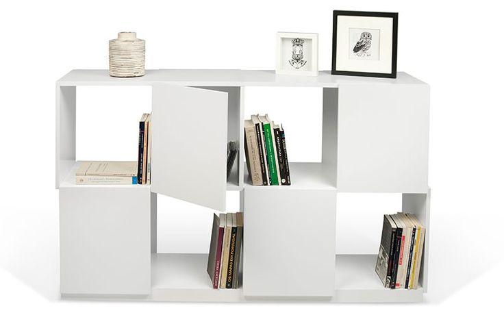 Auf Lager: Regal Branch 4x2 - Designer Bücherregale