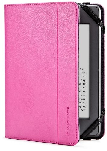 Marware Atlas Kindle and Kindle Touch Case Cover, Pink