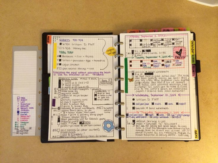 teacher diary template - bullet journal for teachers