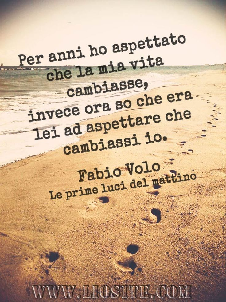 Fabio Volo - Per anni ho aspettatto .. E chi non lo ha fatto? Ops scusate, parlo per me =D #FabioVolo, #vita, #cambiamento, #liosite, #citazioniItaliane, #frasibelle, #ItalianQuotes, #Sensodellavita, #perledisaggezza, #perledacondividere, #GraphTag, #ImmaginiParlanti, #citazionifotografiche,
