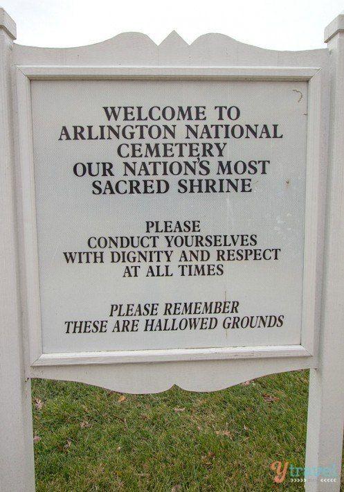 Arlington National Cemetery - Washington DC